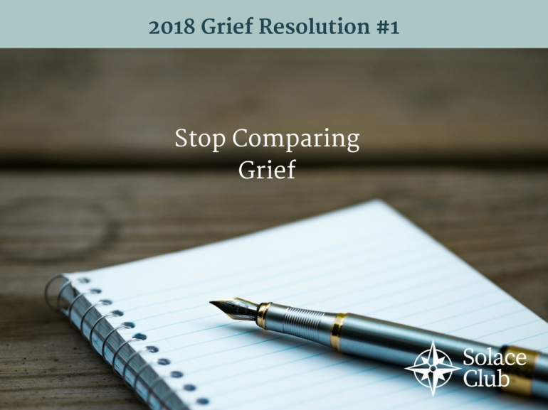 2018 Grief Resolutions
